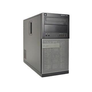 Dell Optiplex 7010 Core i5-3470 3.2GHz 16GB RAM 500GB HDD DVD-RW Win 10 Pro Tower PC (Refurbished)