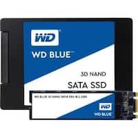 Western Digital Ssd Wds500g2b0b 500Gb M.2 2280 Sata Iii 6Gb/S Blue 3D Nand