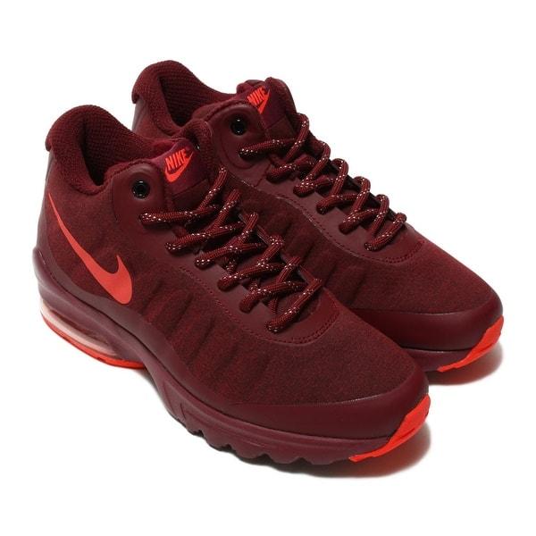 nacimiento soporte Mal funcionamiento  Shop Nike Mens Air Max Invigor Mid Low Top Lace Up Running Sneaker -  Overstock - 25893347