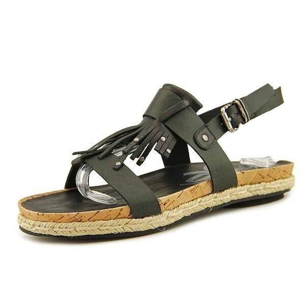 OTBT 4635761 Women Black Sandals