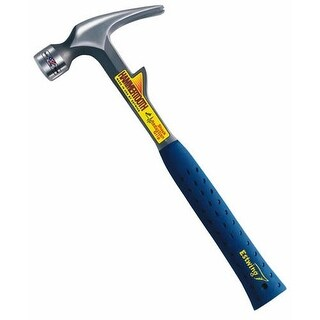 Estwing E6-22T Smoothface Rip Hammer 22 Oz, Steel