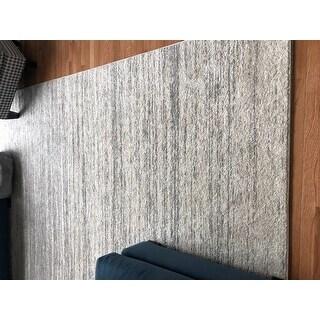 Safavieh Adirondack Vera Ombre Ivory / Silver Rug - 9' X 12'