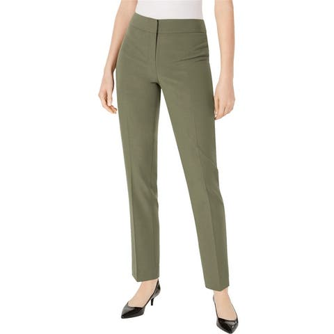 Nine West Womens The Skinny Casual Trouser Pants