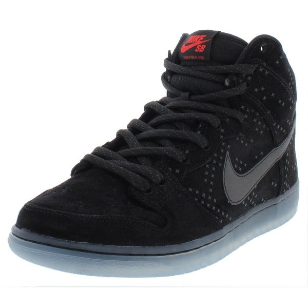 Shop Nike SB Mens Dunk High Prem Flash