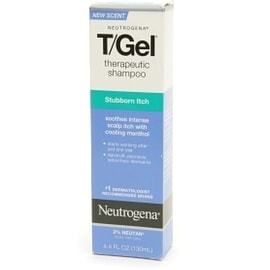 Neutrogena T/Gel Therapeutic Shampoo Stubborn Itch 4.40 oz