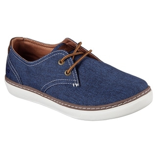 Skechers 64925 NVY Men's PALEN-GADON Oxford
