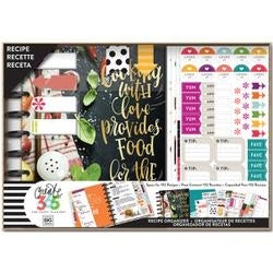 Cooking - Create 365 Planner Box Kit