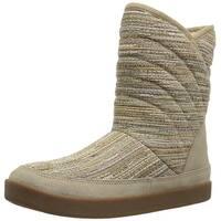 Sanuk Womens Big Bootah Closed Toe Ankle Fashion Boots