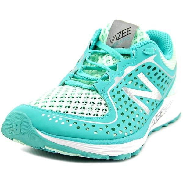 New Balance Vazee Breathe Women Round Toe Synthetic Green Running Shoe