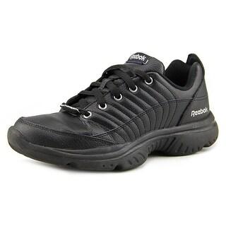 Reebok Royal Lumina   Round Toe Leather  Walking Shoe