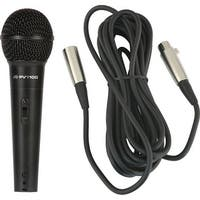 Cardioid Unidirectional Dynamic Microphone w/XLR connector