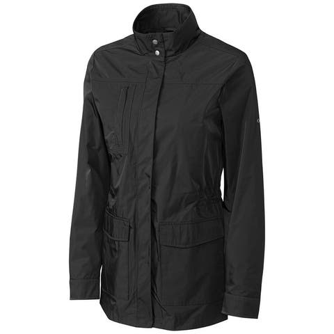 Cutter & Buck Cb Weathertec Birch Bay Field Jacket