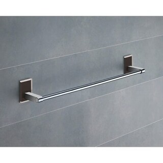 "Nameeks 7821-45 Gedy 18"" Single Towel Bar (Option: Pink Finish)"
