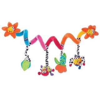 Amazing Garden Twirly Whirly Baby Toy