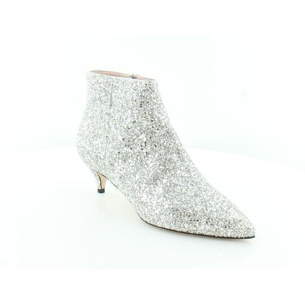 02d927964249 Shop Kate Spade Olly Too Women s Boots Silver Gold Glitter - 9.5 ...
