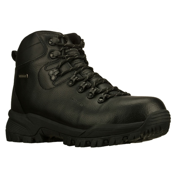 97f32126e4b Shop Skechers for Work Men s Vostok Slip Resistant Work Boot
