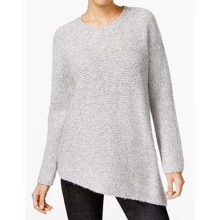 Eileen Fisher NEW Gray Womens Size XL Asymmetrical Crewneck Sweater|https://ak1.ostkcdn.com/images/products/is/images/direct/cb682542262867c424559143f750a7f99870742d/Eileen-Fisher-NEW-Gray-Womens-Size-XL-Asymmetrical-Crewneck-Sweater.jpg?impolicy=medium