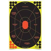 Birchwood casey 34653 birchwood casey 34653 shoot-n-c 12x18 handgun trainer tgt-100