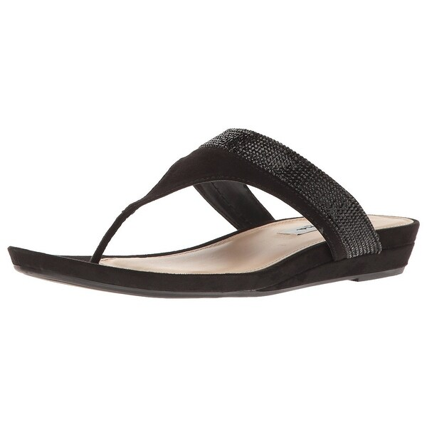 Nina Women's Micayla Wedge Flip Flop