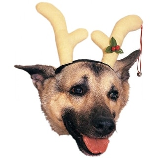 Dog Reindeer Headpiece Pet Pet Costume