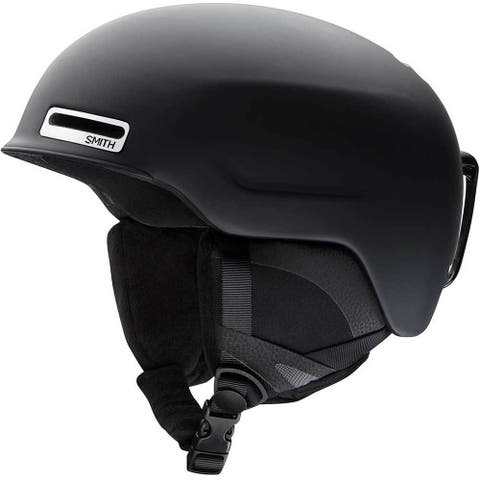 Smith Optics Maze Snow Helmet (Matte Black/Medium) - Black