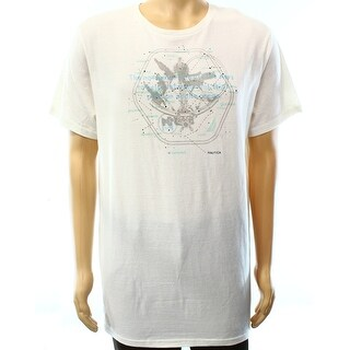 Nautica NEW White Ivory Mens Size Medium M Compass Graphic Tee T-Shirt|https://ak1.ostkcdn.com/images/products/is/images/direct/cb6f5183d017caf6751798b5cfc21f74bd2a61dd/Nautica-NEW-White-Ivory-Mens-Size-Medium-M-Compass-Graphic-Tee-T-Shirt.jpg?_ostk_perf_=percv&impolicy=medium
