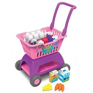 The Learning Journey 129678 Play and Learn Shopping Cart