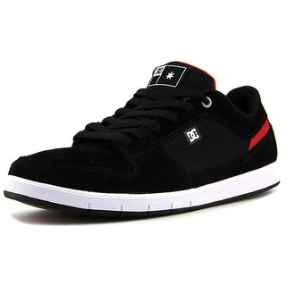 DC Shoes Complice S Round Toe Suede Skate Shoe