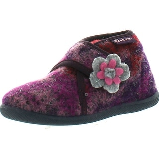 Naturino Girls 7456 European Wool Fashion Slippers