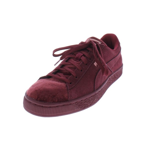 d13212114926 Shop Puma Womens Classic Casual Shoes Suede Velvet - Free Shipping ...