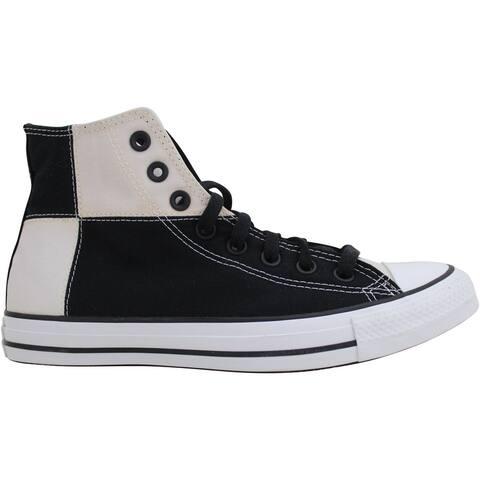Converse CTAS Hi Black/Magenta/White 169895C Men's