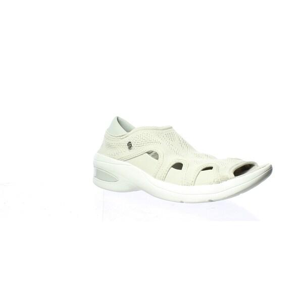 Shop Bzees Womens Resort Beige Sandals Size 6.5 On Sale