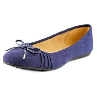 Style & Co Addia Women Round Toe Synthetic Blue Flats