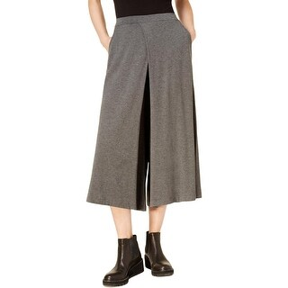 Eileen Fisher Womens Culottes Tencel Heathered