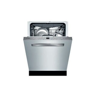Bosch SHP865WG 24 Inch Wide 16 Place Setting Built-In Fully Integrated Dishwashe