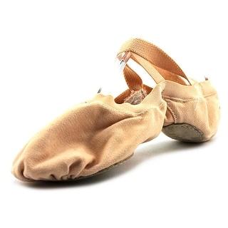 Bloch Pro Elastic D Round Toe Canvas Dance