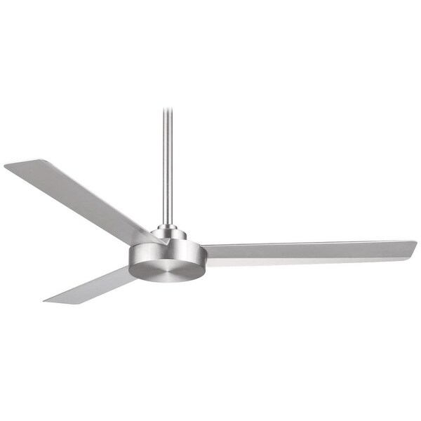 """MinkaAire Roto 52"""" 3 Blade Energy Star Indoor Ceiling Fan with Wall Control System - n/a"""