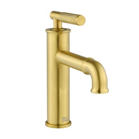 Avallon Single Hole, Single-Handle Sleek, Bathroom Faucet
