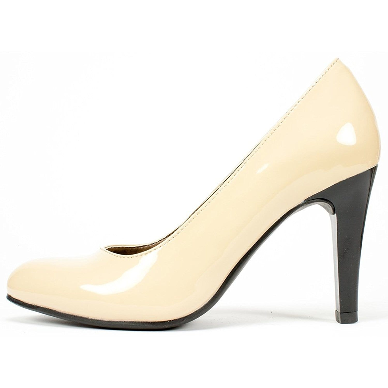 Damenschuhe Rialto Womens Coline Fabric Closed Toe Classic Pumps