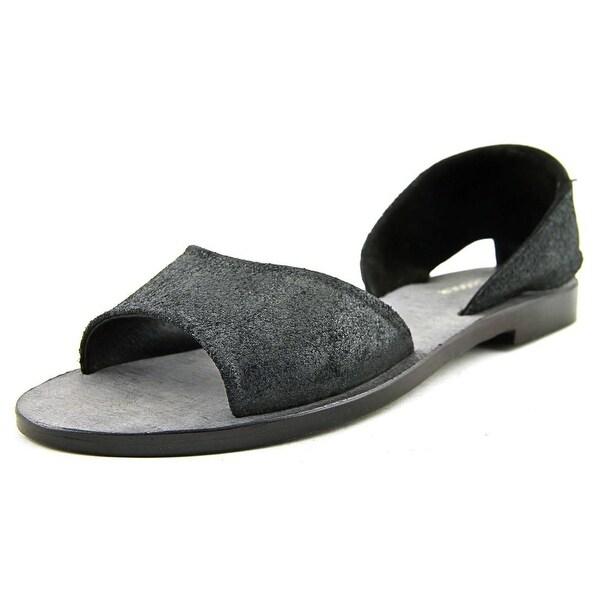 Kelsi Dagger Clarkson Open Toe Suede Sandals