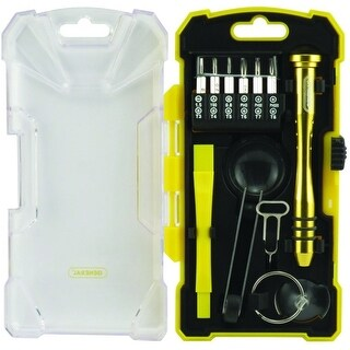 General Tools 660 Smart Phone Repair Tool Kit, 17 Piece