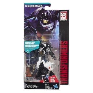 Transformers Generations Combiner Wars Legends Class Protectobot Groove Figure - multi