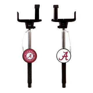 Mizco Alabama Crimson Tide Sports Selfie Stick - NCAA-SLFS-UA