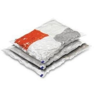 Honey-Can-Do VAC-01351 Travel Vacuum Pack combo, 3-Pack