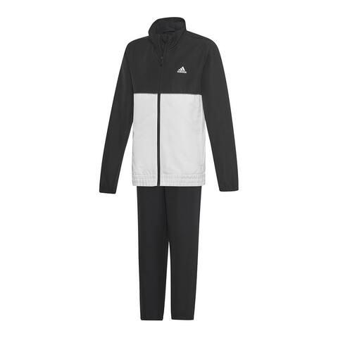 Adidas Women's Track Suit Set Black Size Medium M Jacket Pants