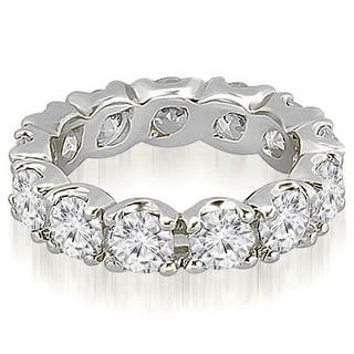 3.40 ct.tw 14K White Gold Round Diamond Eternity Ring|https://ak1.ostkcdn.com/images/products/is/images/direct/cb831016dd4b4c1dcf880b7021cfb4348858f235/3.40-cttw.-14K-White-Gold-Round-Diamond-Eternity-Ring.jpg?impolicy=medium