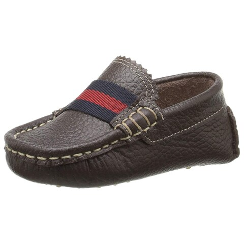 Kids Use-Custom-Brand Boys Club K Slip On Loafers