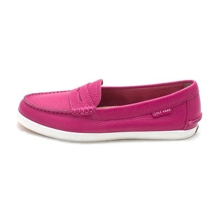 Cole Haan Womens Shaynasam Closed Toe Loafers
