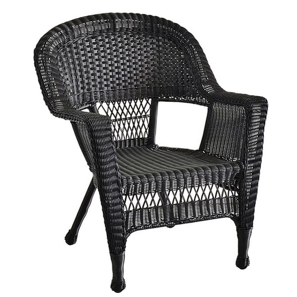 Wicker Patio Chairs (Set of 2). Opens flyout.