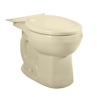 American Standard 3708.216  H2Option Round-Front Toilet Bowl Only with EverClean Surface and PowerWash Rim
